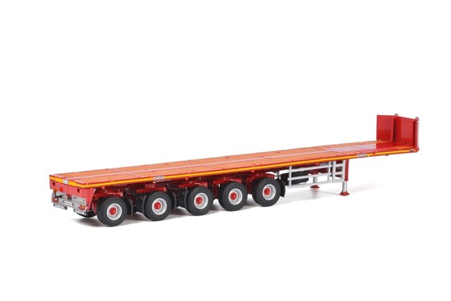 Goldhofer Ballast Trailer 5 axle