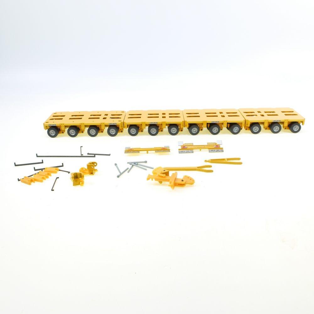 Goldhofer Schwerlastmodul THP/SL 4+3+3+3 Achsen