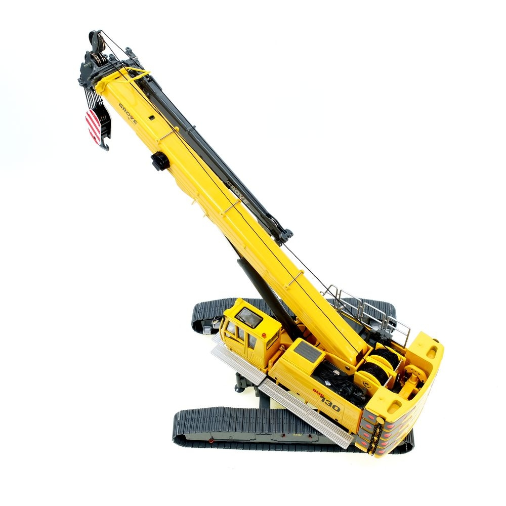 Grove GHC 130 Crawler Crane with working platform