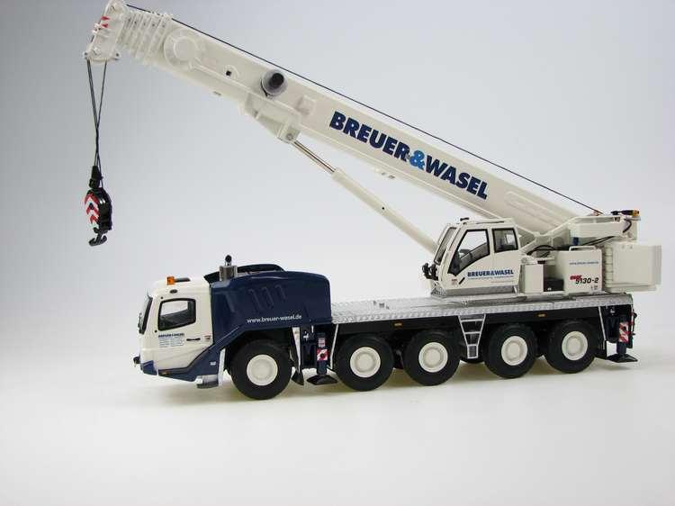 Grove GMK 5130-2  Breuer & Wasel