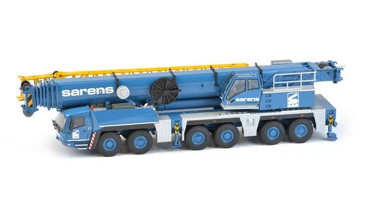 GROVE GMK 6300L Sarens
