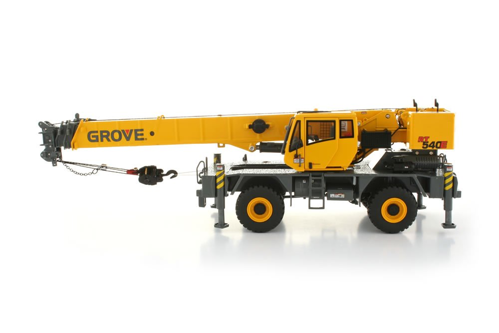 Grove RT540E gelb