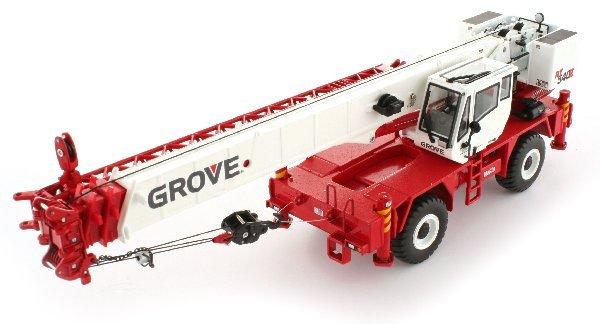Grove RT540E rot/weiß