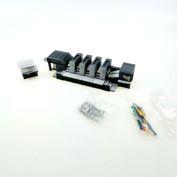 Heidelberger Druckmaschine Typ XL-4