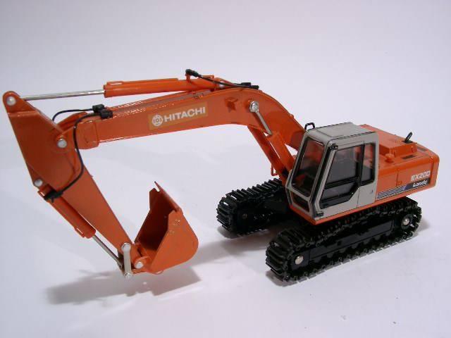 Hitachi Landy EX200
