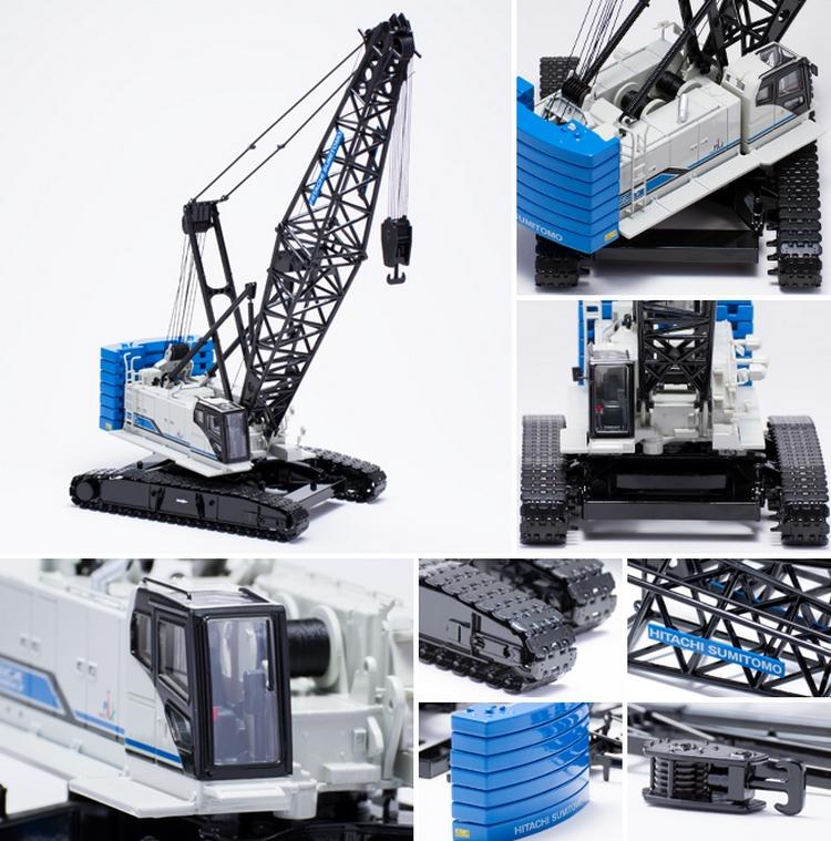 Hitachi  SCX1500A-3 Sumitomo Raupen Kran
