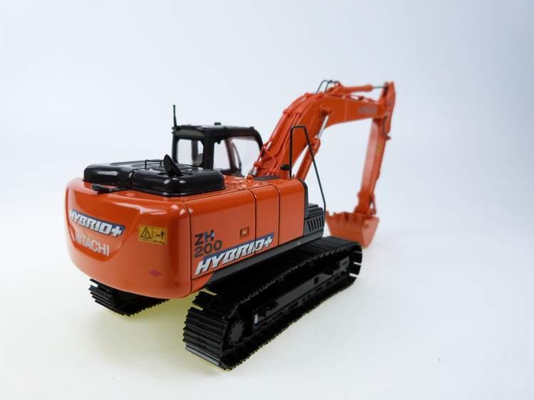 Hitachi ZH200 Hybrid plus