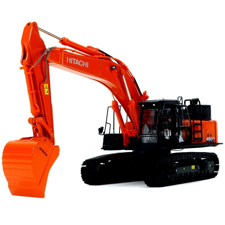 Hitachi ZX490LCH-6 Hydraulic excavator