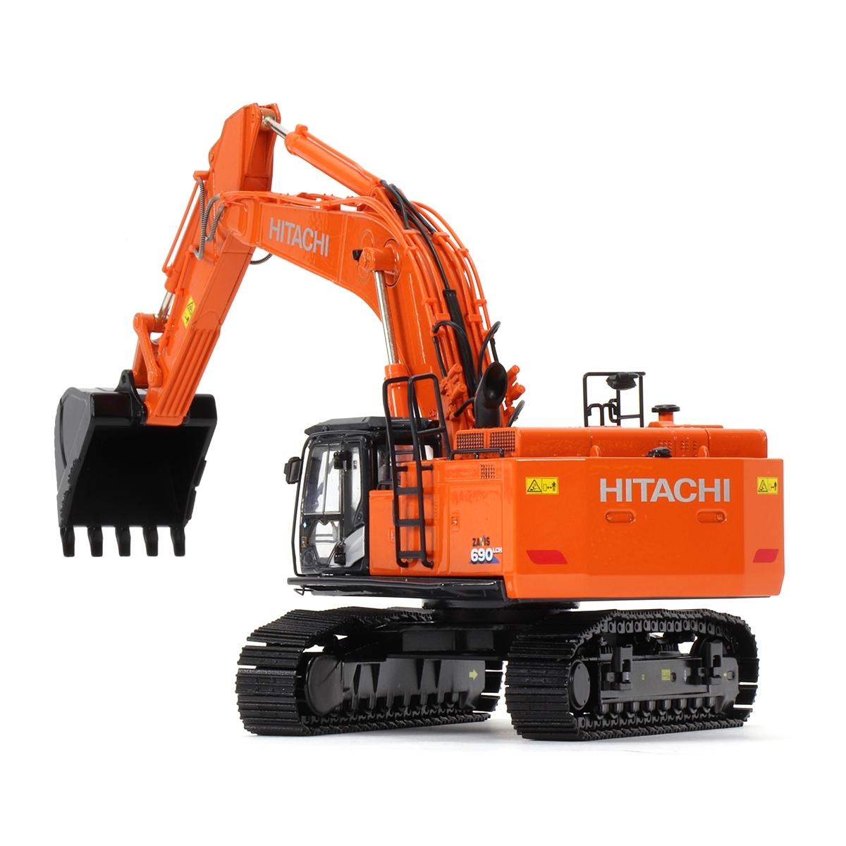 Hitachi ZX690LCH-6 Hydraulic excavator