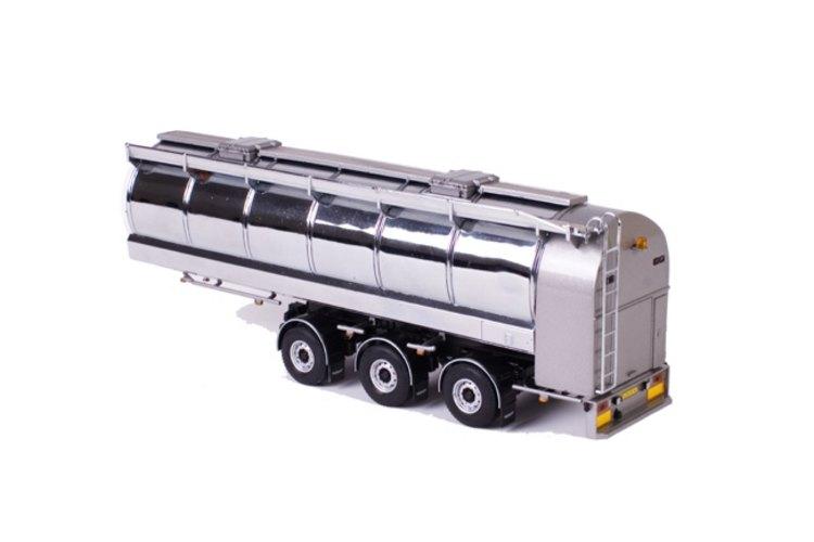 Hobur Tanktrailer big Toolbox