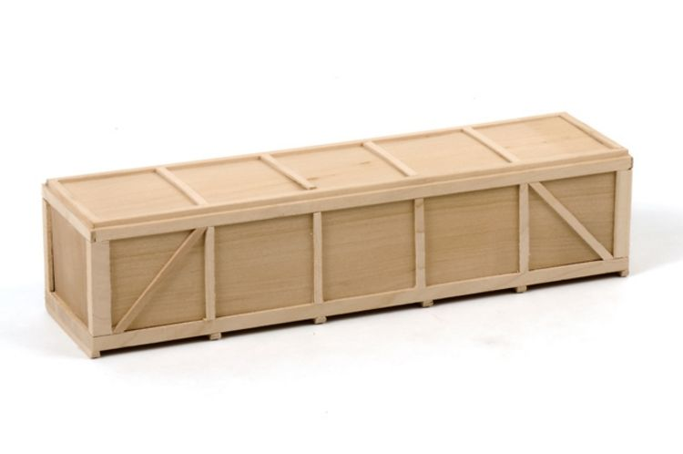 Holzkiste Länge 24 cm