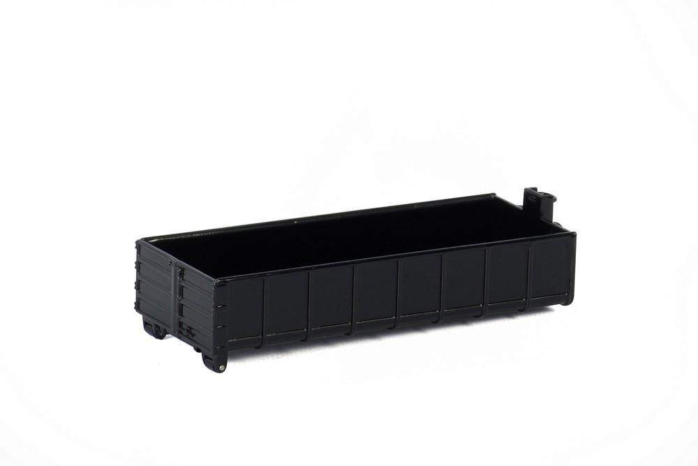Hooklift Container Black 15M3 Premium Line