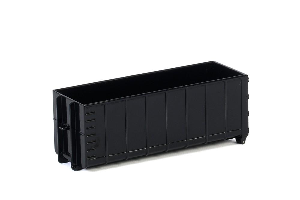 Hooklift Container Black 40M3 Premium Line