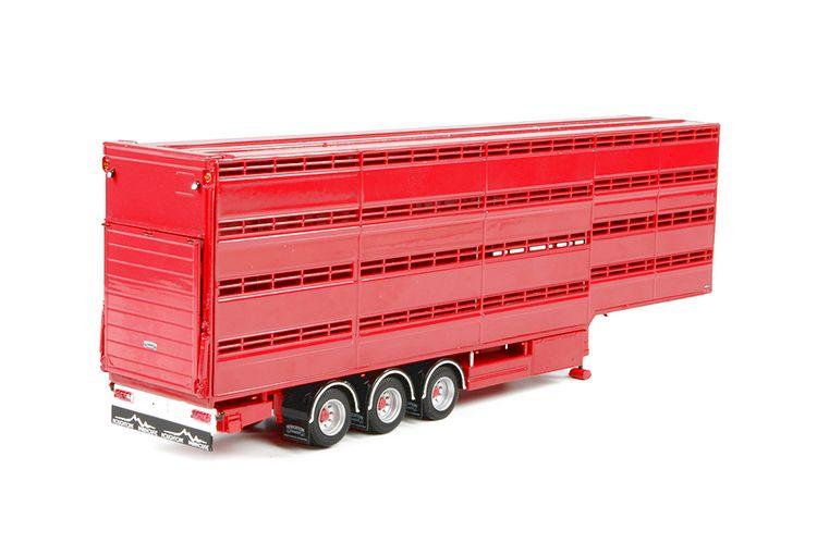 Houghton Parkhouse livestock trailer