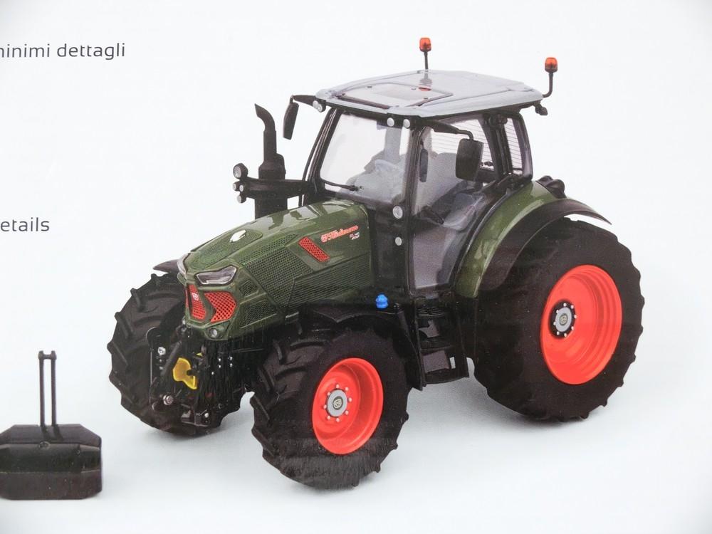 Hürlimann XL 140 V Drive