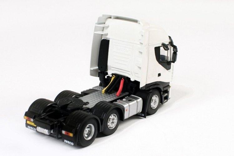 Iveco Stralis 500 6x2