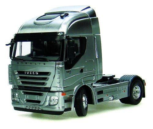 Iveco Stralis Metal Brushed