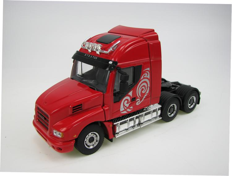 IVECO Strator / Torpedo red
