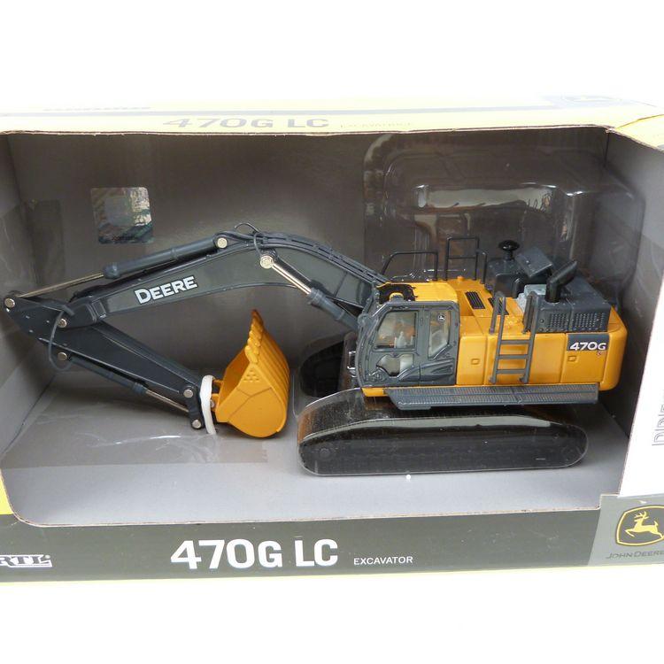 John Deere 470G LC