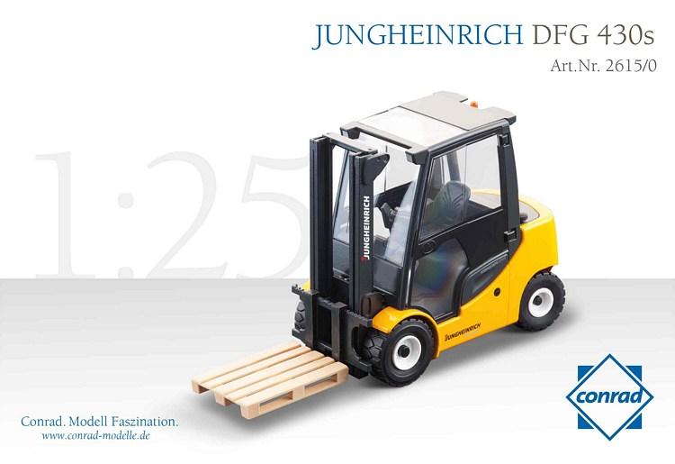 Jungheinrich DFG 430s