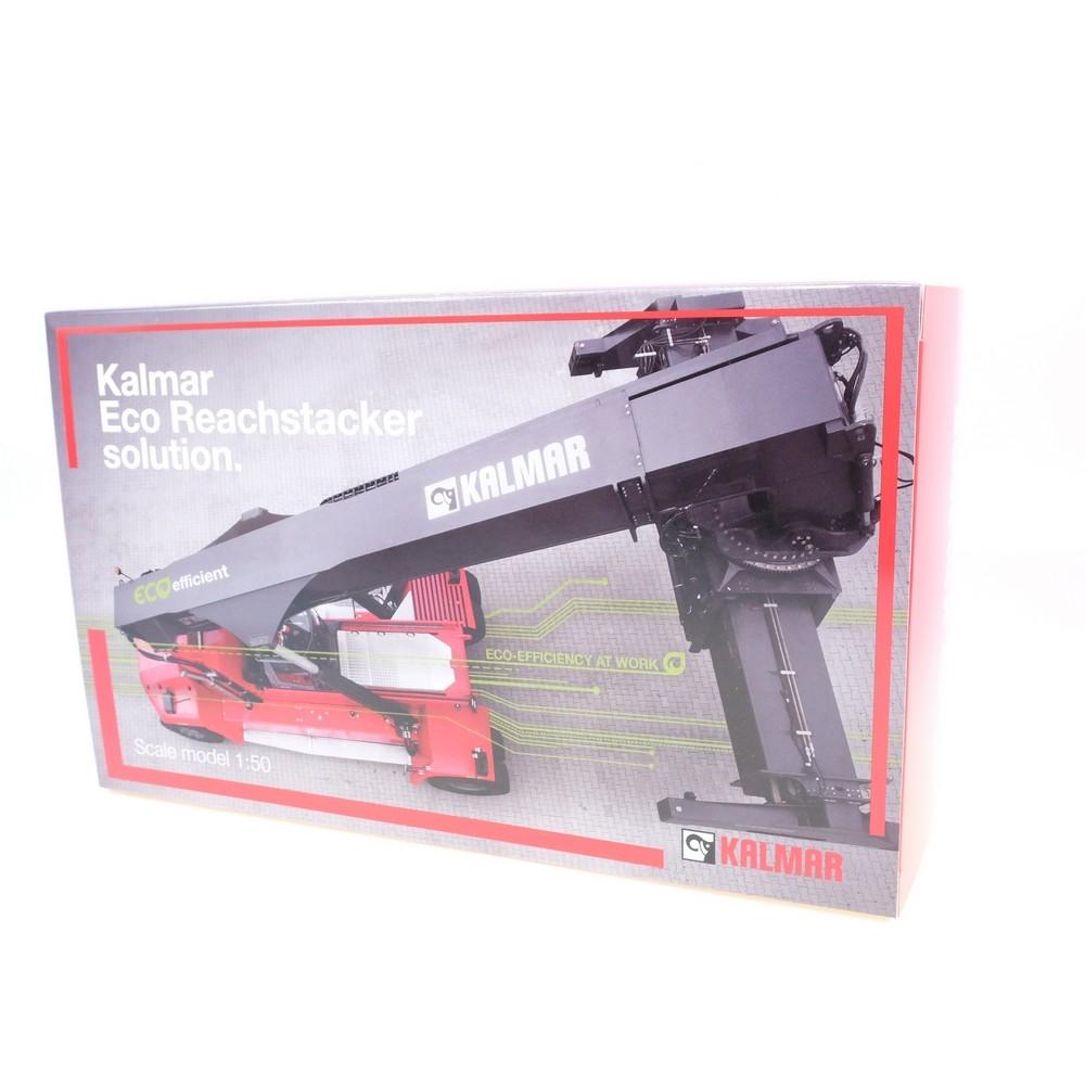 Kalmar Eco Reachstacker