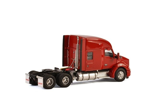 Kenworth T680 6x4 red