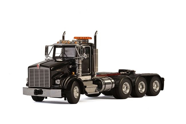 Kenworth T800 8X4  black