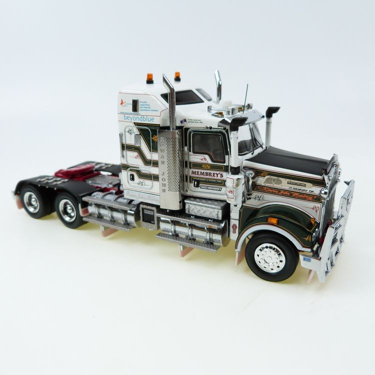 Kenworth T909 Membrey Transport