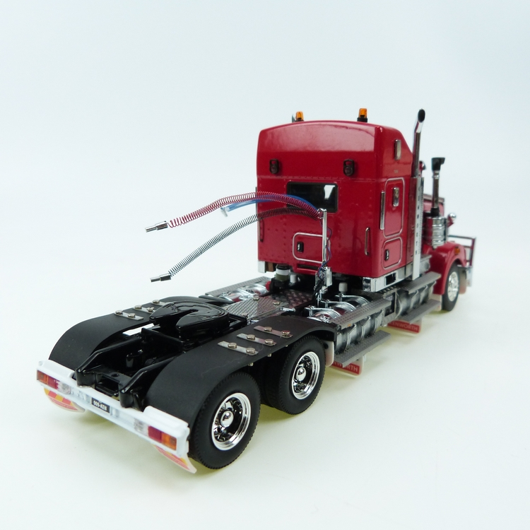Kenworth T909 Rosso Red