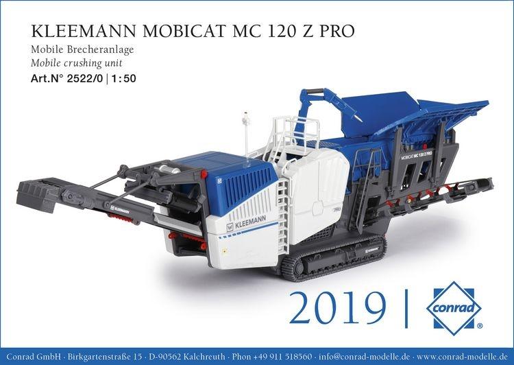 Kleemann Mobicat MC 120 Z Pro