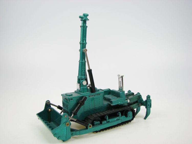 Komatsu D 155 W Ambhibious