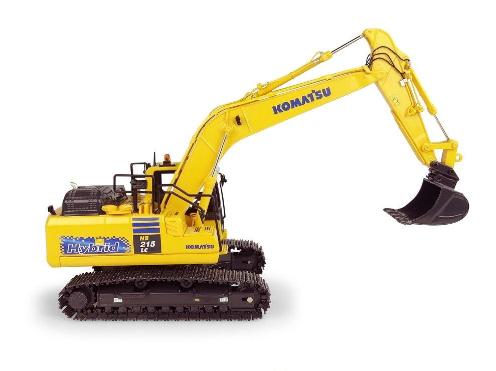 Komatsu HB215 LC-3 Hybrid