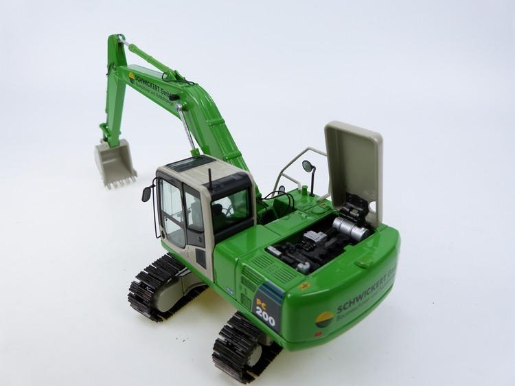 Komatsu PC 200 2012 Schwickert GmbH