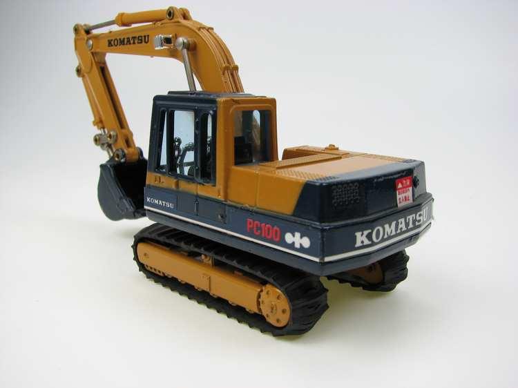 Komatsu PC100 NO.613
