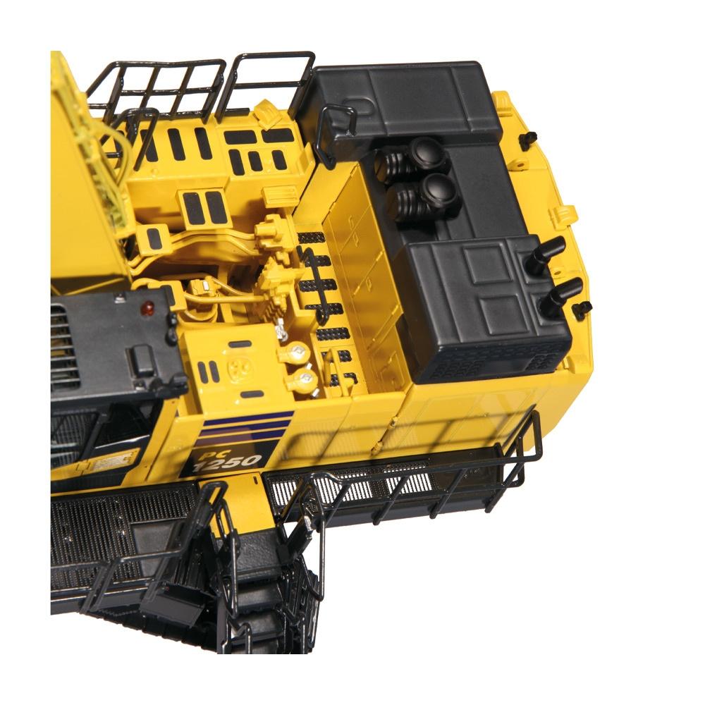Komatsu PC1250-11 Bagger  Abbruchausrüstung