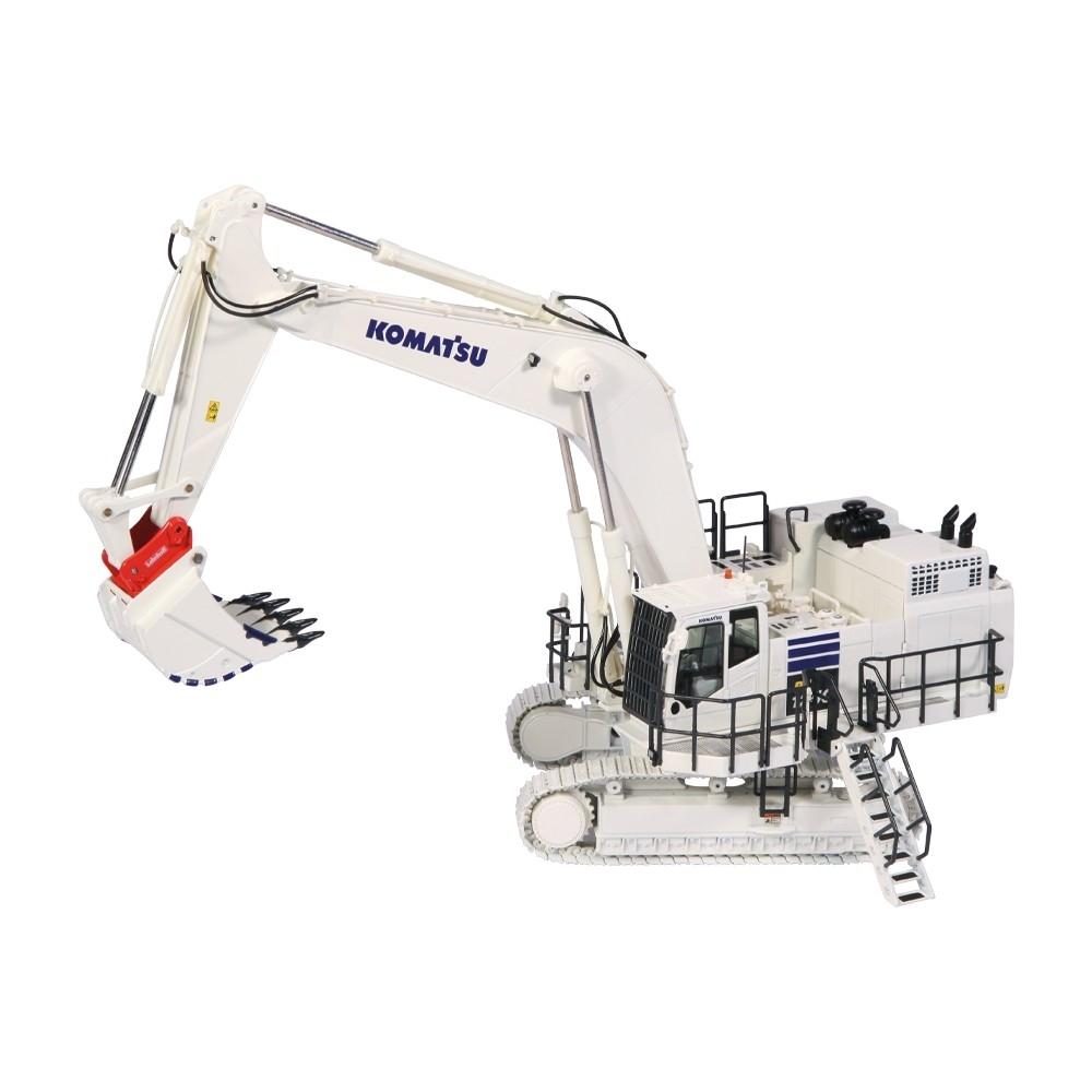 Komatsu PC1250-11 Bagger  Lehnhoff Schnellwechsler Ausrüstung We