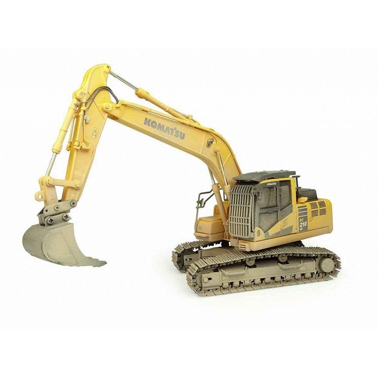 Komatsu PC210LC-11 Muddy