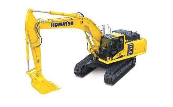 Komatsu PC360LC-10 Bagger