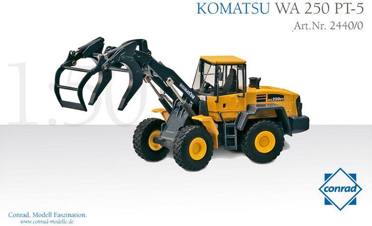 Komatsu WA 250PT-5