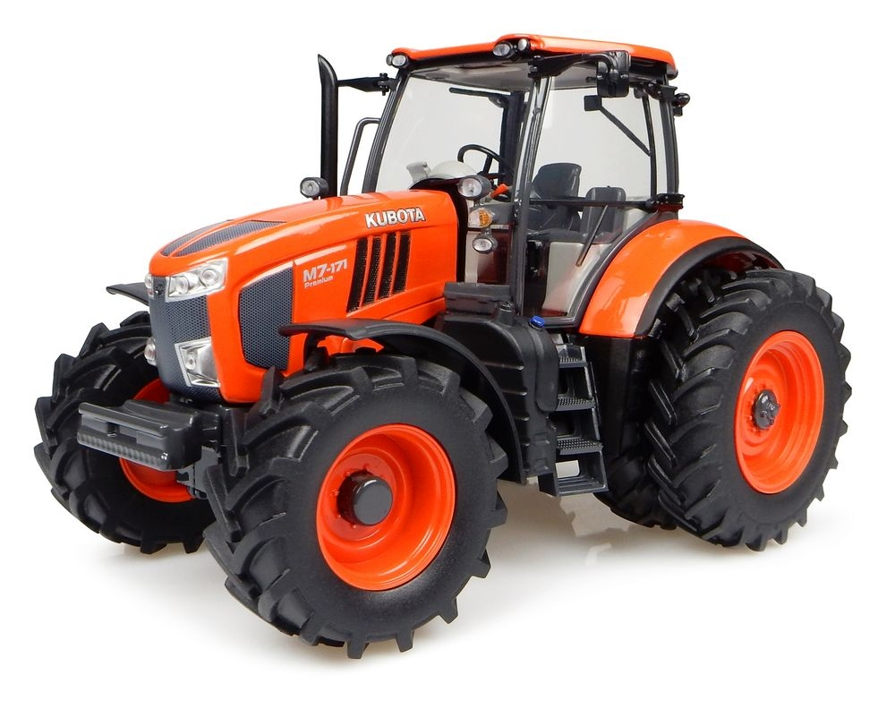 Kubota M7-171  dual wheels US Version