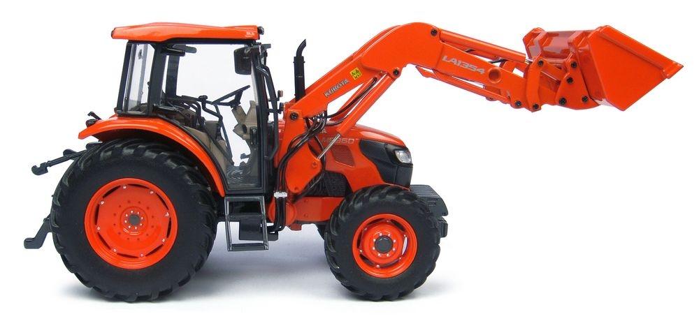 Kubota M9960  front loader