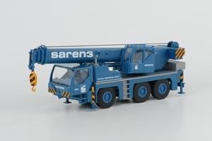 Liebherr 1045 Sarens Crane aus Kunststoff Plastic