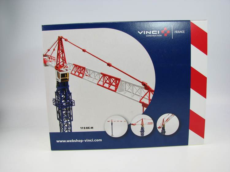 LIEBHERR 112 EC-H VINCI Construction