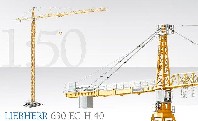 Liebherr 630 EC-H 40 Litronic