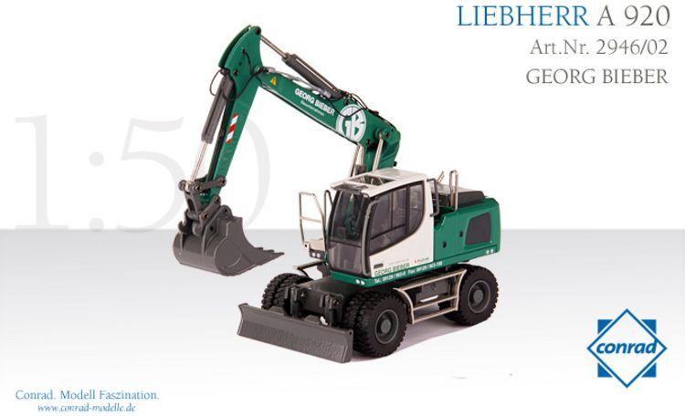 Liebherr A 920  Georg Bieber