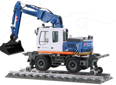LIEBHERR A900C ZW Litronic Van Roon Rail