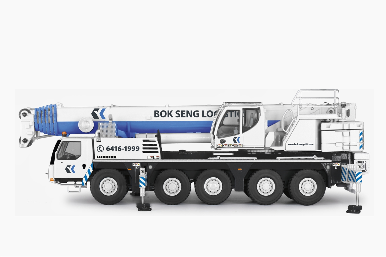 Liebherr Bok Seng LTM 1110 5.1