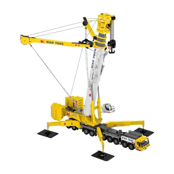 Liebherr crane LTM 11200-9.1 HiapTong Singapur
