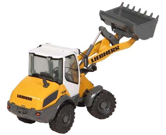 Liebherr L 506 Compact Radlader