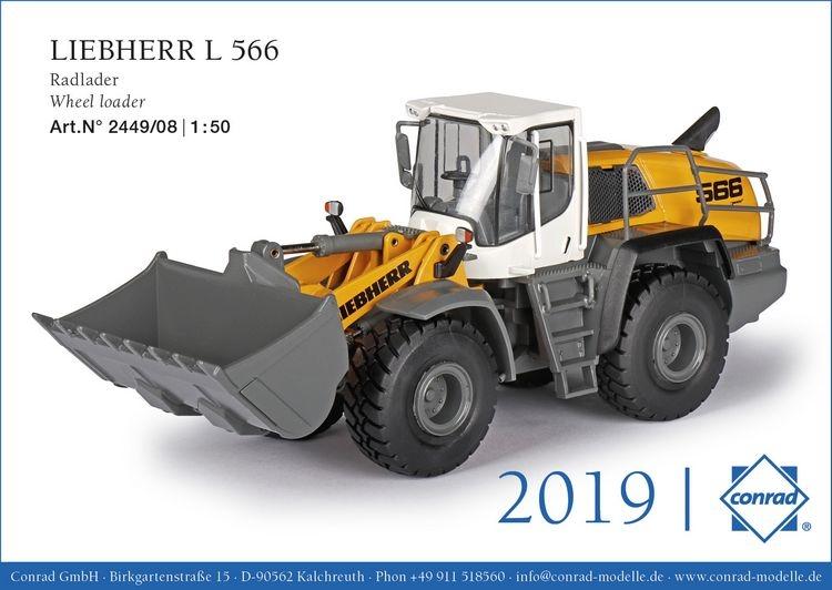 Liebherr L 566 X Power V2